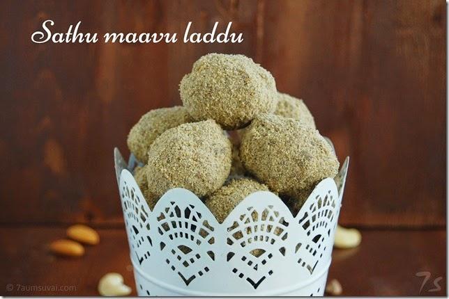 Sathu maavu laddu
