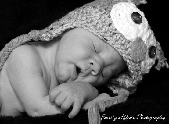 Tacoma Newborn Portrait Photographer - 3