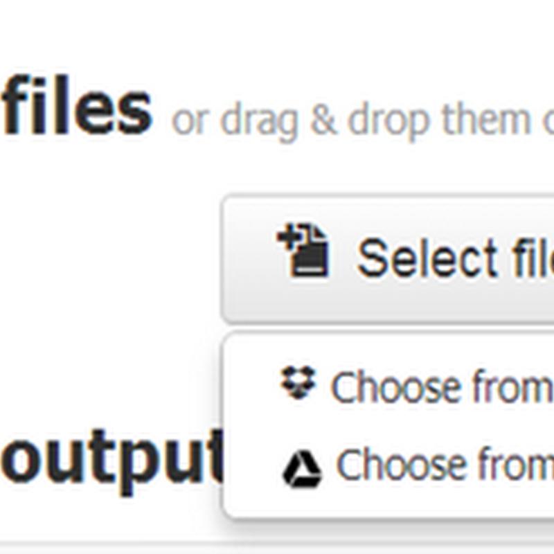แปลงไฟล์หลากหลายรูปแบบง่ายๆ ด้วย Google Chrome