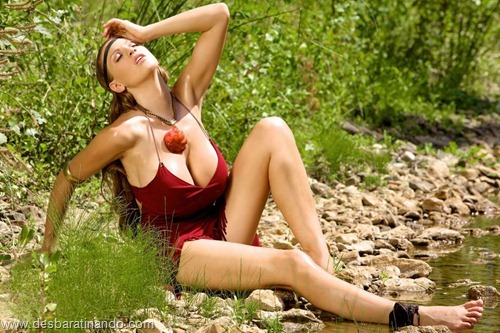 jordan carver linda sexy sensual peitos tits big tits desbaratinando (20)