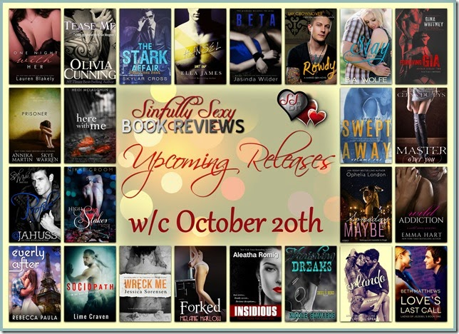 upcoming releases october 20