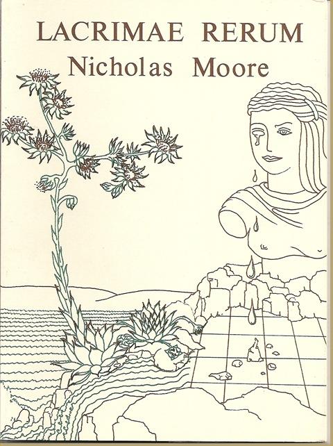 Lacrimae rerum cover Nicholas Moore