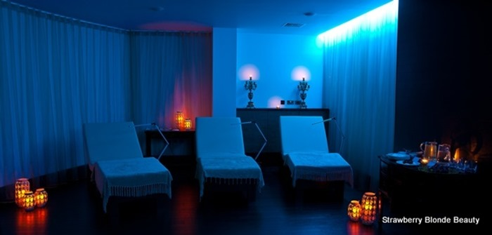 The Spa at The Merchant Relaxation room