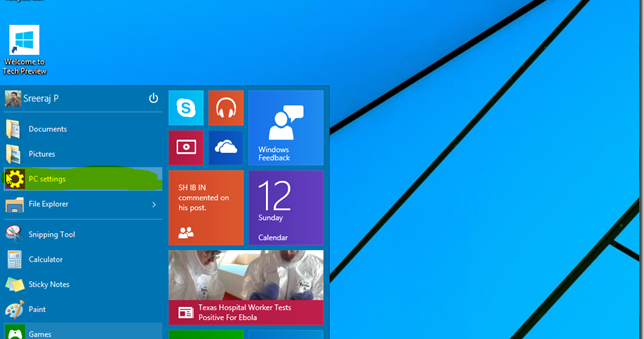how to add password hint windows 10