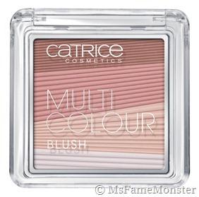 Multi Colour Blush - 60 Strawberry Frappucino