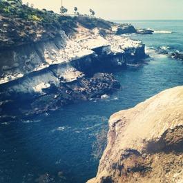 Beautiful San Diego Shore