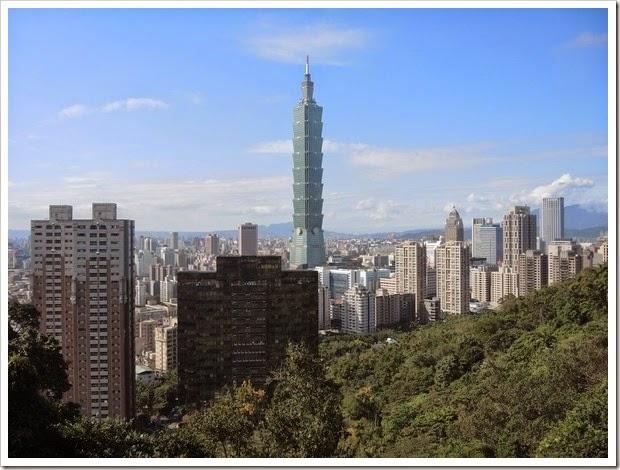 台北象山101