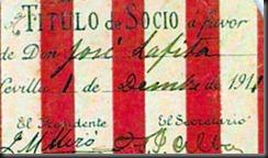 carne lafita 1911