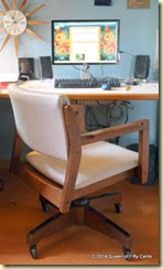 Vintage desk chair 2