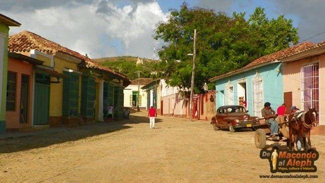 Cuba, Días en Trinidad 1