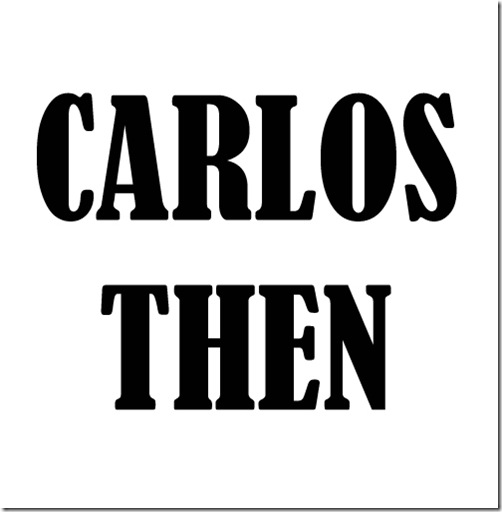 CarlosThen