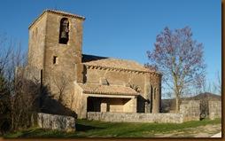 Iglesia románica de Zuazu - Itzagaondoa