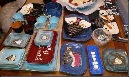 jamies pottery