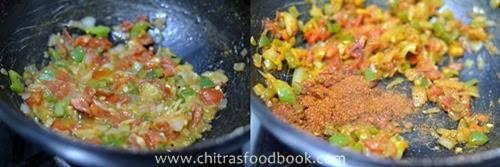 Pav bhaji recipe2