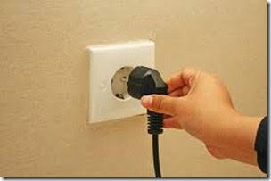 periksa arus listrik