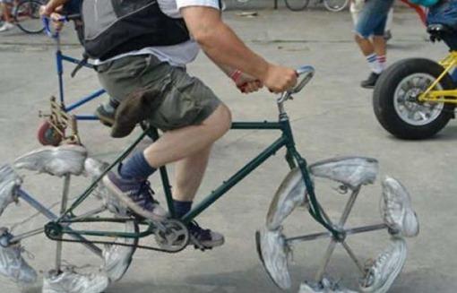 Велоси Найки-пед
