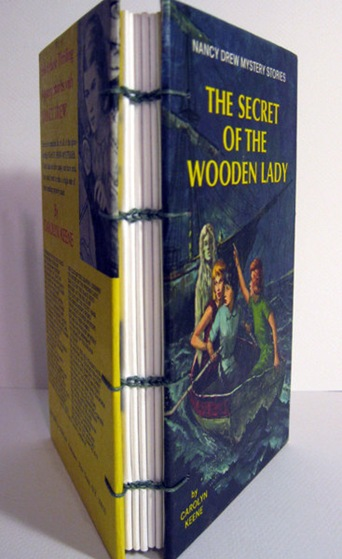 nancy drew hardcover notebook