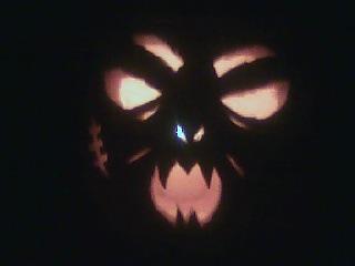Deathly Pumpkin
