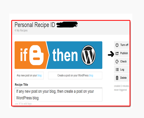 publish-ifttt