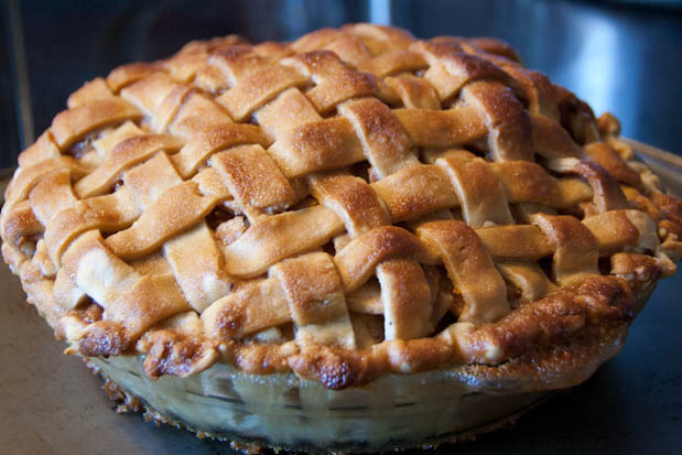 grandma ople's apple pie | The Road Forks - Travel and Food Blog