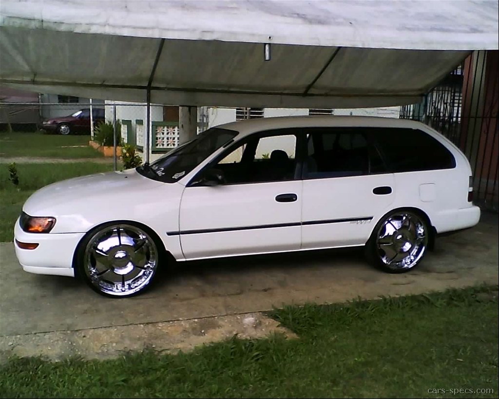 1993 toyota corolla wagon specifications pictures prices. Black Bedroom Furniture Sets. Home Design Ideas