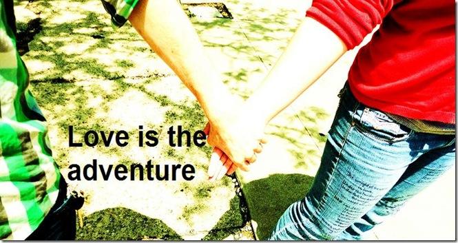 Loveistheadventurebanner