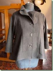 B5819 ViewB Jacket