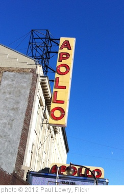 'The sign at the Apollo Theater' photo (c) 2012, Paul Lowry - license: http://creativecommons.org/licenses/by/2.0/