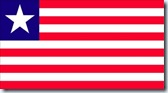 bandeira da liberia