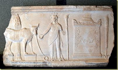 Pergamon Museum Demeter Relief