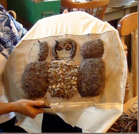 Owl hooking