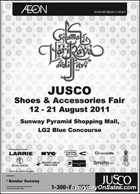 Aeon-Jusco-Shoes-Accessories-Fair-2011-EverydayOnSales-Warehouse-Sale-Promotion-Deal-Discount