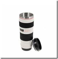 Canon 70-200mm Thermos Lens Mug