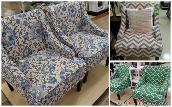 awesome patterned accent chairs