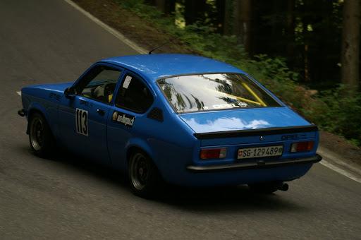 1976 Opel Kadett C GTE