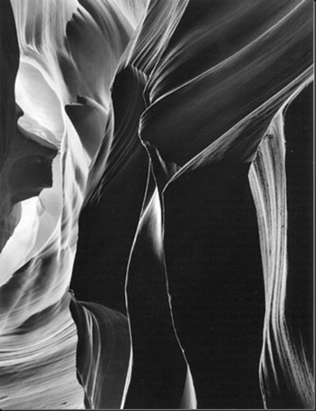 The Slit, Antelope Canyon, 1980