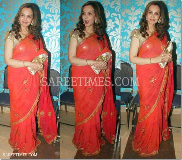 Red_Designer_Saree