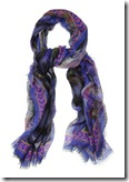Matthew Williamson Ottoman Print Scarf