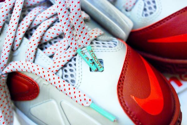 Nike Air Max Ambassador V 5 Unreleased Christmas Sample
