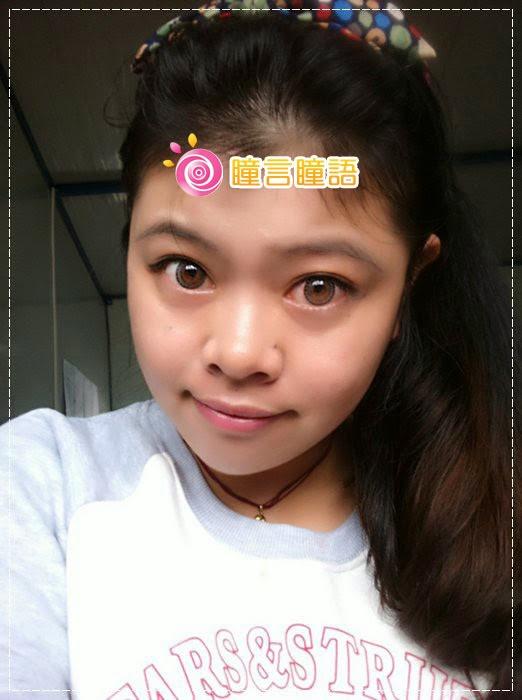 韓國GEO隱形眼鏡-GEO Berry Holic 混血三色灰