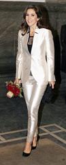 Crownprincess Mary uczestniczyć w ceremonii wręczenia nagród Spacer Style w Kopenhadze