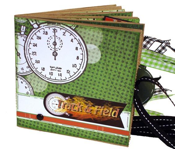 Track Scrapbook 1