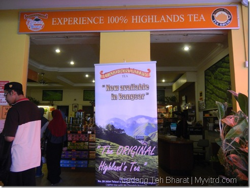 Teh Bharat Cameron Highlands 1