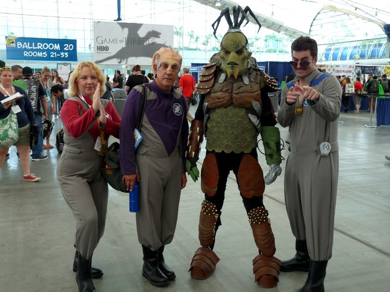 Galaxy Quest Cosplay