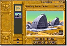 Screenshot Dune 2.