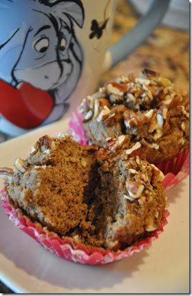 Paleo Banana Nut Muffins 11
