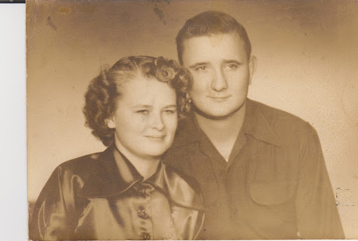 Jean & LeRoy Frederick-1947.
