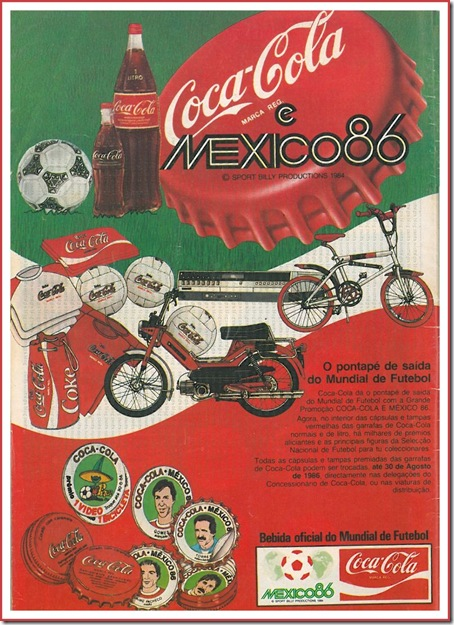 coca cola mexico 86 sn