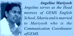 Angeline Mariyosh