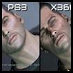 Diferença entre gráficos de video-games